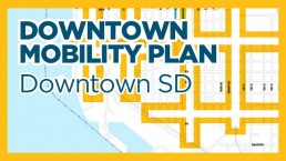 Downtown Mobility Plan graphic
