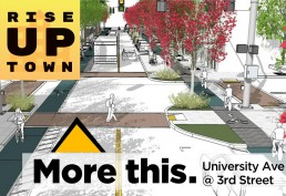 Rise Up Town thumbnail of 3rd Ave