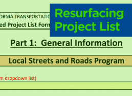Resurfacing List graphic