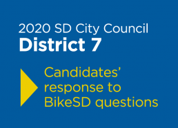 2020 SD City Council District 7 Candidate Responses