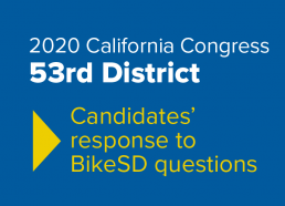 53rd District Candidate Responses