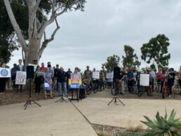 Advocates Demand Safer Bicycle Facilities